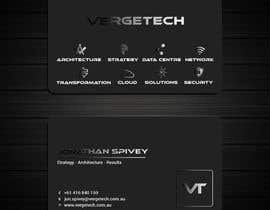 #413 for Design a Business card for I.T. consultant af Designopinion