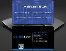 #225 for Design a Business card for I.T. consultant af alamgirsha3411