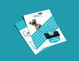 #7 для A5 Dog Grooming Flyer от gdrithik