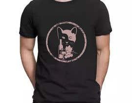 #37 для Redesign cat on T-shirt от kasupedirisinghe