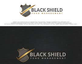 #820 для Logo for Black Shield Fund management от Studio4B