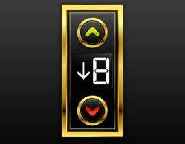 #59 untuk Design a modern position indicator for elevator oleh neenanarendran