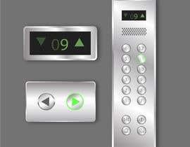 #21 untuk Design a modern position indicator for elevator oleh tusharhossain789