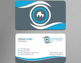 #121 for Design a business card by Neamotullah