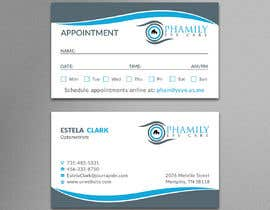 #162 for Design a business card by Neamotullah
