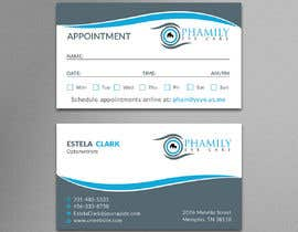 #183 for Design a business card by Neamotullah