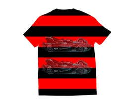 #3 for Turn A Nascar Race Shirt Around T-Shirt Design by NazmusSakib1