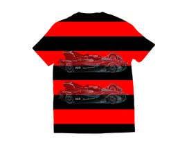 NazmusSakib1 tarafından Turn A Nascar Race Shirt Around T-Shirt Design için no 3