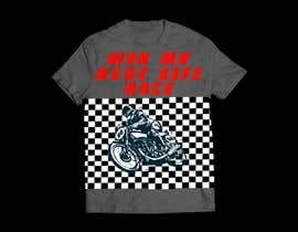 #6 for Turn A Nascar Race Shirt Around T-Shirt Design by NazmusSakib1