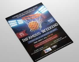 #42 for Basketball Camp Flyer - Photoshop af moldudy3