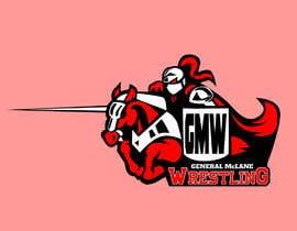 #13 for General McLane wrestling logo by gallipoli