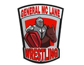 #35 untuk General McLane wrestling logo oleh alexandrsur