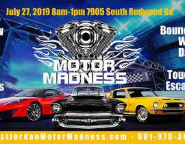 #10 for design an outdoor banner for motor madness af maidang34