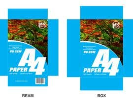 #1 for A4 paper ream and box design af ericksanjuan2