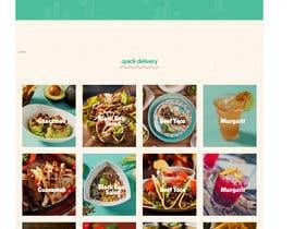 #52 untuk Restaurant Website Design oleh tajkirmusaddik