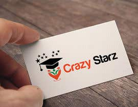 #170 for Company logo [ Crazy Starz ] by anubegum