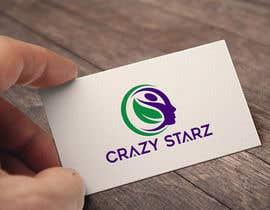 nº 174 pour Company logo [ Crazy Starz ] par anubegum