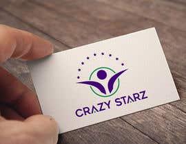 nº 175 pour Company logo [ Crazy Starz ] par anubegum