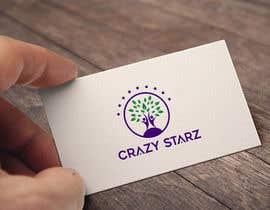 nº 176 pour Company logo [ Crazy Starz ] par anubegum