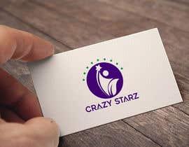 nº 177 pour Company logo [ Crazy Starz ] par anubegum