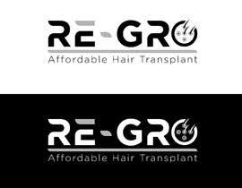 #11 for Re-Gro  Hair Transplant LOGO by aqibzahir06