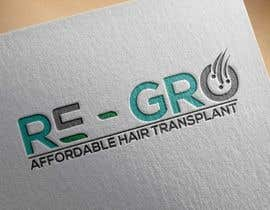 #27 for Re-Gro  Hair Transplant LOGO by alaminhosenakash