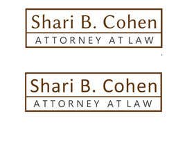 #144 for Logo for Law Firm by SKHUZAIFA