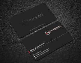 #551 para Create Luxurious Business Card de ronyahmedspi69