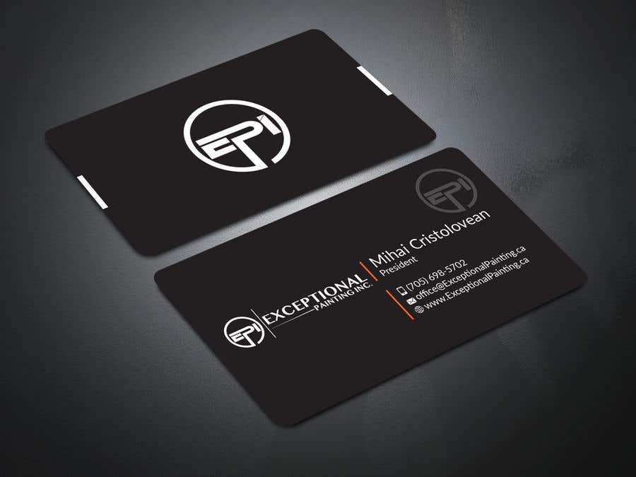 Конкурсная заявка №444 для Create Luxurious Business Card