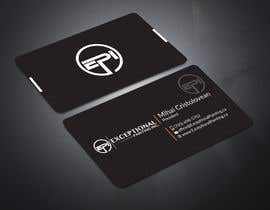 #444 para Create Luxurious Business Card de Mijanurdk