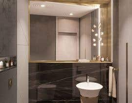 #22 para Design a bathroom Layout/ rendering de na4028070