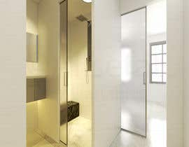 #28 para Design a bathroom Layout/ rendering por alisefat
