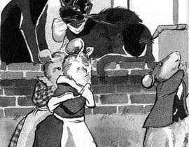 Nro 20 kilpailuun children's book illustrator käyttäjältä GwendolynArt