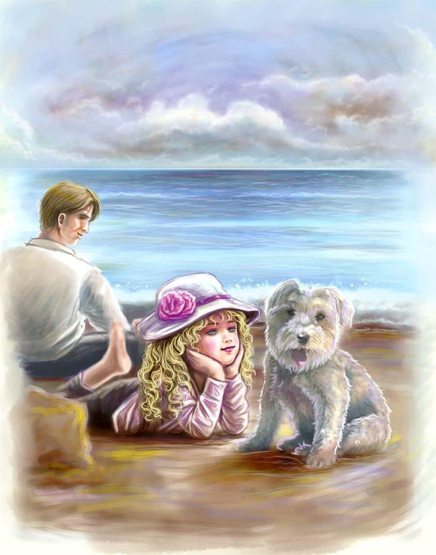 Konkurrenceindlæg #7 for children's book illustrator