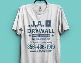 #11 untuk T shirt for a DRY WALL COMPANY oleh MDRayhanMiah