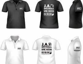#3 untuk T shirt for a DRY WALL COMPANY oleh amit1sadukha