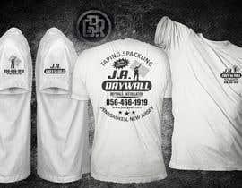 #12 untuk T shirt for a DRY WALL COMPANY oleh nasirali339