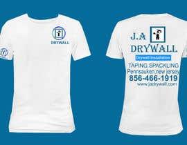 #10 untuk T shirt for a DRY WALL COMPANY oleh mdshakibulislam0