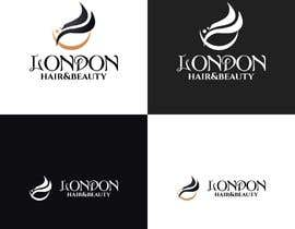 #163 for LDN Hair & Beauty Logo Design af charisagse
