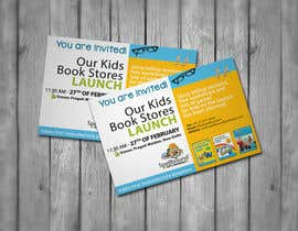 #4 cho Design a Flyer for a kids book store bởi RabiaQasim
