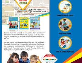#14 cho Design a Flyer for a kids book store bởi rajinduwara