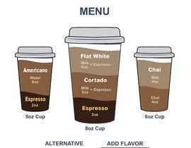 vnvivian tarafından Draw me a picture of a to go coffee cup için no 57