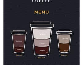 DDAntonio tarafından Draw me a picture of a to go coffee cup için no 87