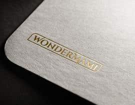 motorhead141697 tarafından Design a logo - WonderMami için no 23