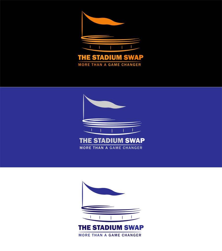 Konkurrenceindlæg #521 for The Stadium Swap Logo