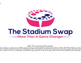 #49 for The Stadium Swap Logo af sharowarjahan0
