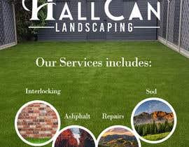 Elnino251 tarafından Need small lawn sign designed for landscaping için no 10