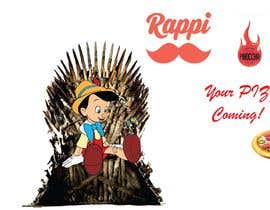 #12 cho FOR TODAY - BANNER DESIGN - GAME OF THRONES AND PINOCCHIO bởi Saneru92