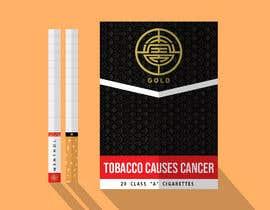 #69 for Professional Cigarette Box Design with Modern Style af karthikmohen