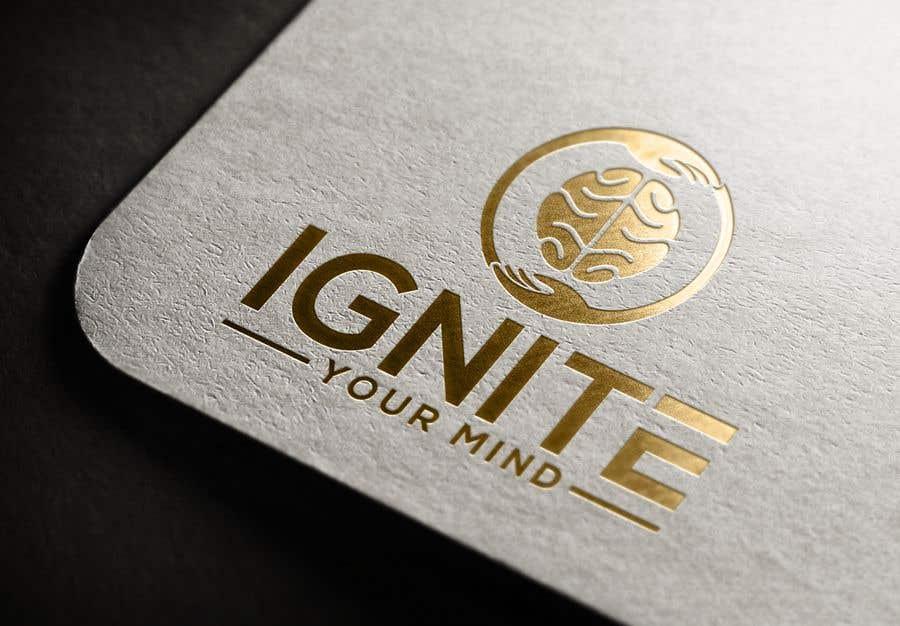 """Penyertaan Peraduan #249 untuk Logo Design for """"Ignite Your Mind"""""""